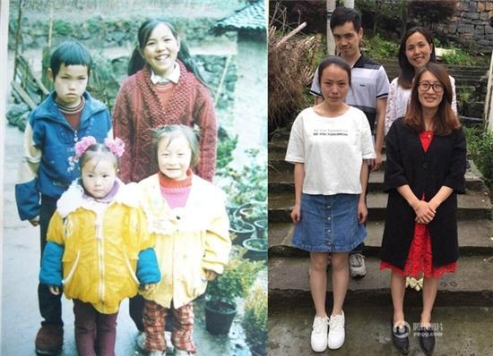 Giới trẻ Trung Quốc đồng loạt xin 1 vé về tuổi thơ nhân ngày 1/6 với chùm ảnh khi xưa ta bé - Ảnh 15.