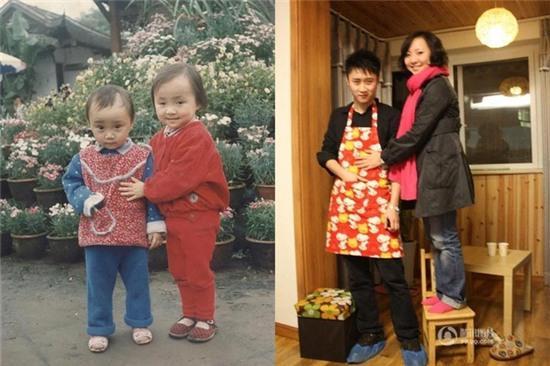 Giới trẻ Trung Quốc đồng loạt xin 1 vé về tuổi thơ nhân ngày 1/6 với chùm ảnh khi xưa ta bé - Ảnh 16.