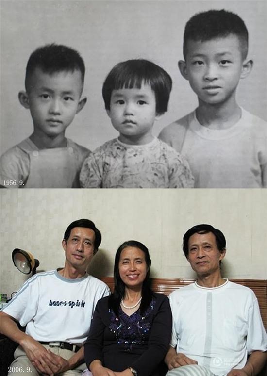 Giới trẻ Trung Quốc đồng loạt xin 1 vé về tuổi thơ nhân ngày 1/6 với chùm ảnh khi xưa ta bé - Ảnh 18.