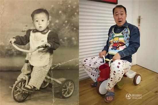 Giới trẻ Trung Quốc đồng loạt xin 1 vé về tuổi thơ nhân ngày 1/6 với chùm ảnh khi xưa ta bé - Ảnh 5.