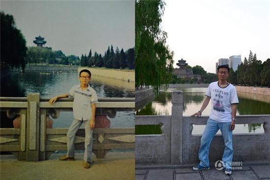 Giới trẻ Trung Quốc đồng loạt xin 1 vé về tuổi thơ nhân ngày 1/6 với chùm ảnh khi xưa ta bé - Ảnh 6.