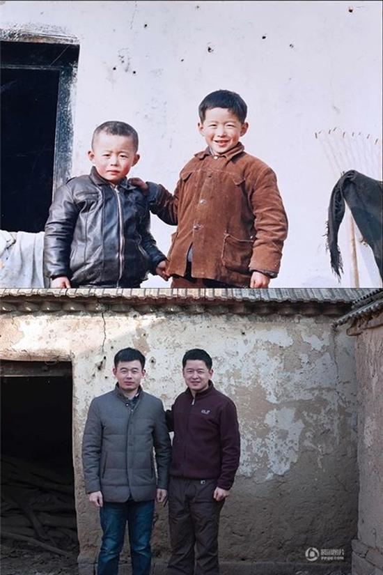 Giới trẻ Trung Quốc đồng loạt xin 1 vé về tuổi thơ nhân ngày 1/6 với chùm ảnh khi xưa ta bé - Ảnh 7.