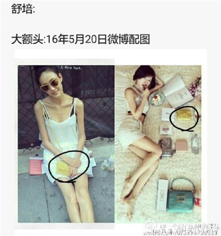 Netizen xứ Trung bóc mẽ tình địch sống ảo của người yêu Trần Quán Hy - Ảnh 2.