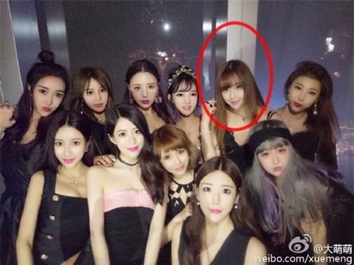 Bức ảnh 11 hot girl tụ hội trong 1 buổi tiệc gây sốt mạng xã hội Weibo - Ảnh 2.