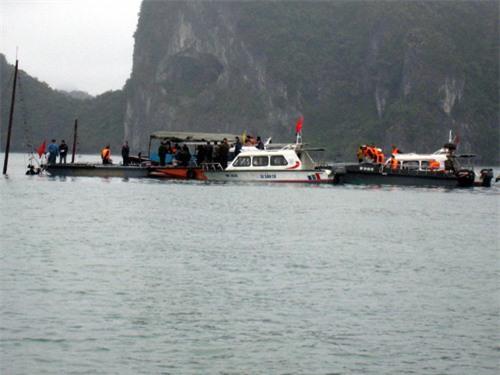Những vụ chìm tàu du lịch đầy ám ảnh tại Việt Nam - Ảnh 4.