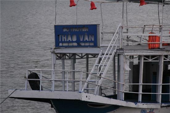 chìm tàu sông Hàn, neo bên sông Hàn, Đà Nẵng