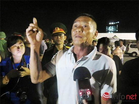 Người Đà Nẵng xin lỗi các nạn nhân vụ lật tàu du lịch trên sông Hàn - Ảnh 2.