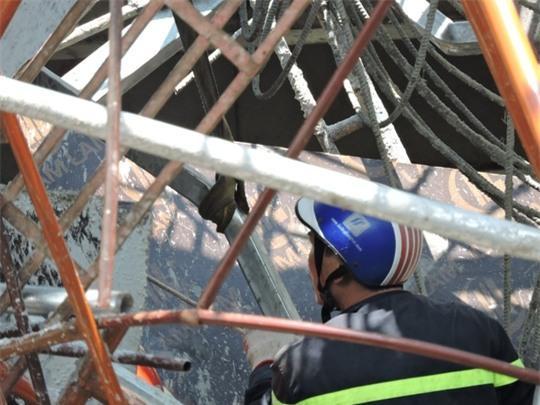 Những hình ảnh thương tâm từ vụ sập giàn giáo ở Vũng Tàu - 7