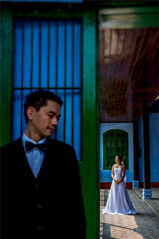 (Ảnh: Mott Visual Weddings)