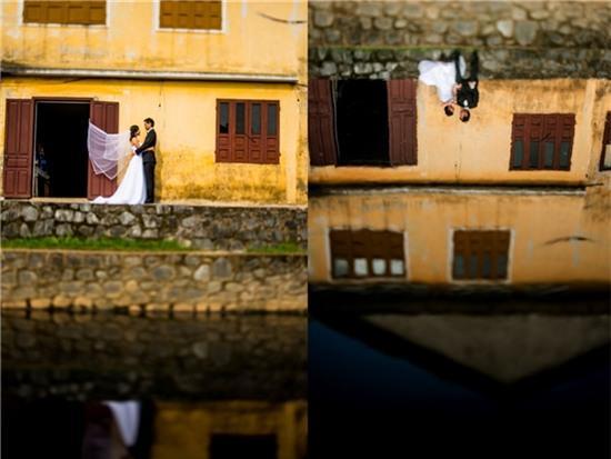 Nức lòng trước bộ ảnh cưới của các cặp đôi nước ngoài ở Việt Nam