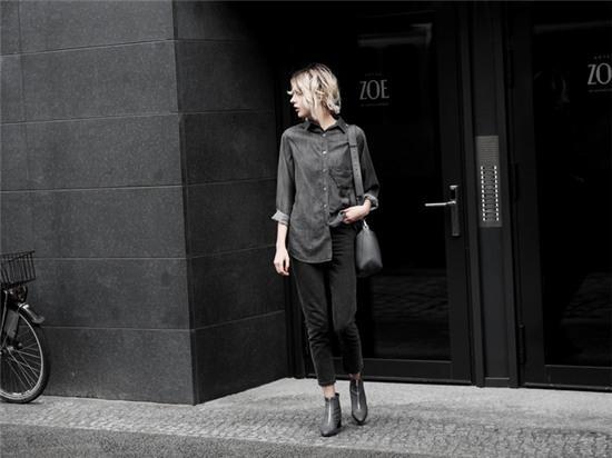 Ngắm street style thế giới tuần này để học cách diện đồ đơn giản mà vẫn đẹp - Ảnh 11.