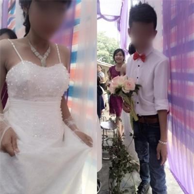 Xôn xao đám cưới của cặp đôi 16 tuổi ở Nghệ An - Ảnh 3.