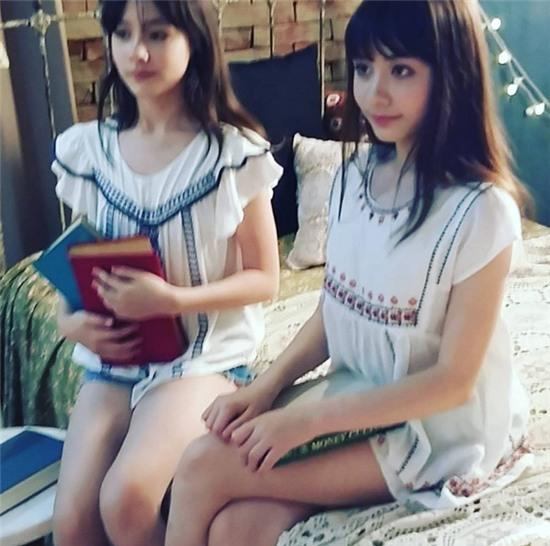 Hai chị em sinh đôi Mỹ lai Hàn nổi tiếng một thời giờ ra sao? - Ảnh 15.