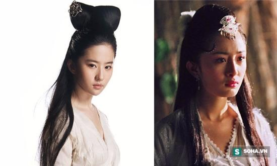 Những cặp bạn thân của Hoa Ngữ bị so sánh vì đóng cùng vai diễn - Ảnh 1.