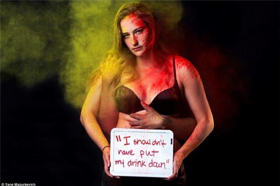 Loạt hình ám ảnh khi phụ nữ bị đổ tội cho các vụ tấn công tình dục - Ảnh 8.