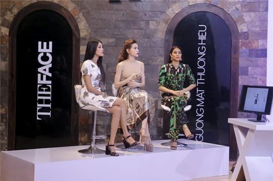 Thời trang lên sóng của bộ 3 giám khảo The Face - 13