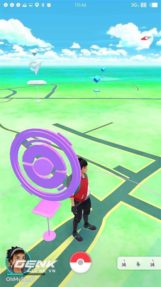 Hướng dẫn tải và trải nghiệm Pokémon GO! - Một trò chơi quá đỗi khác biệt - Ảnh 8.