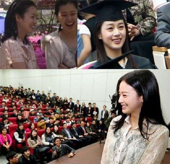 Hình ảnh 8 sao Hàn có thành tích học tập