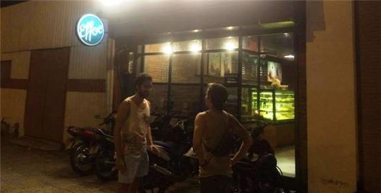 truy sát, trung tâm, Sài Gòn, quận 1, đâm chém