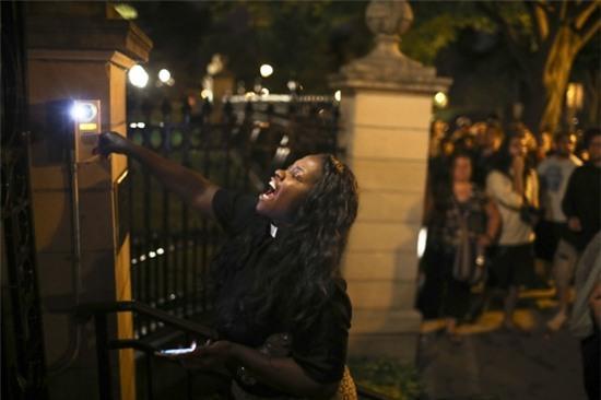 Cô gái tường thuật trực tiếp cảnh người yêu da màu bị cảnh sát bắn gây chấn động nước Mỹ - Ảnh 8.
