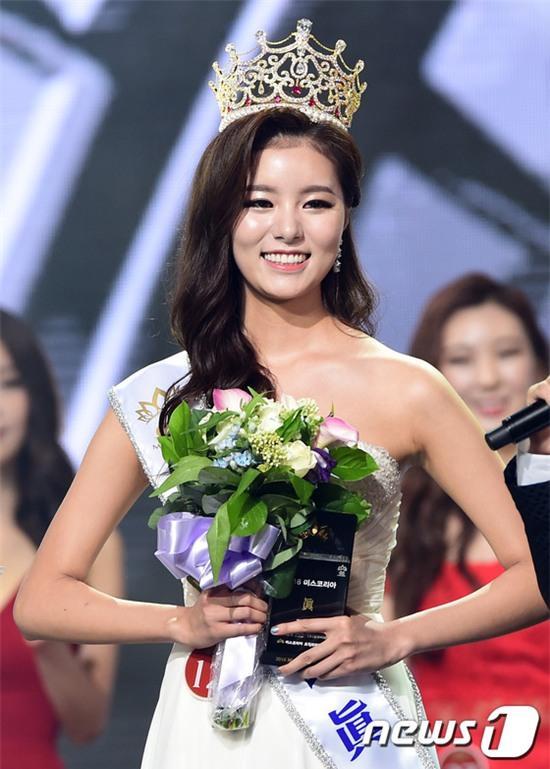 Vừa đăng quang, Tân Hoa hậu Hàn Quốc gây thất vọng với nhan sắc kém cạnh hơn Á hậu và dàn thí sinh - Ảnh 3.