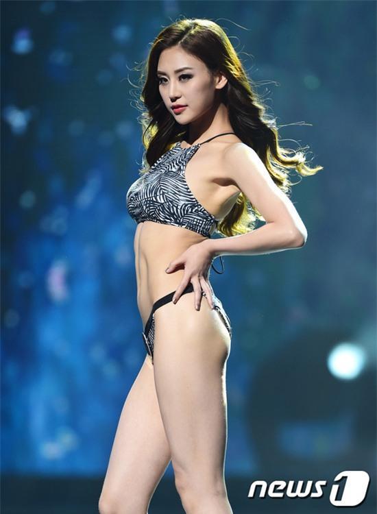 Vừa đăng quang, Tân Hoa hậu Hàn Quốc gây thất vọng với nhan sắc kém cạnh hơn Á hậu và dàn thí sinh - Ảnh 17.