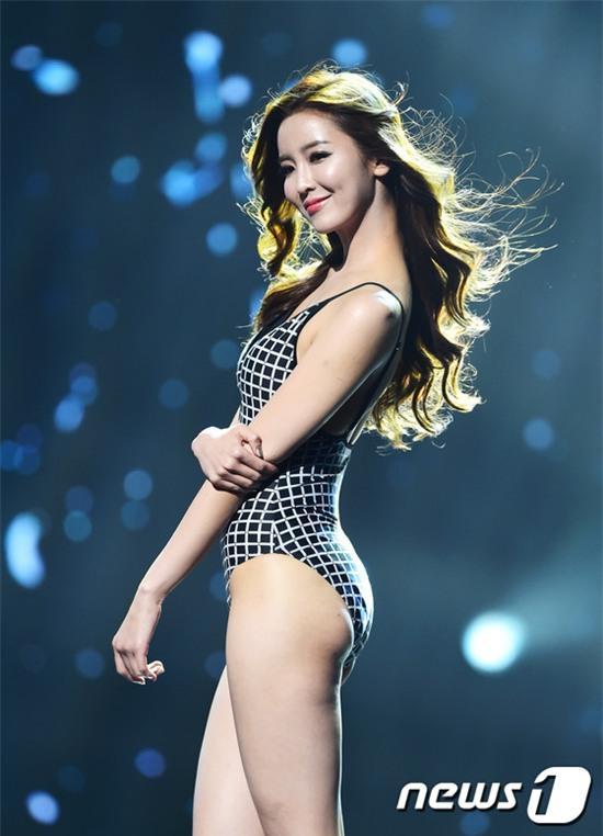 Vừa đăng quang, Tân Hoa hậu Hàn Quốc gây thất vọng với nhan sắc kém cạnh hơn Á hậu và dàn thí sinh - Ảnh 19.