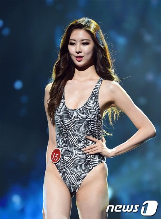Vừa đăng quang, Tân Hoa hậu Hàn Quốc gây thất vọng với nhan sắc kém cạnh hơn Á hậu và dàn thí sinh - Ảnh 21.