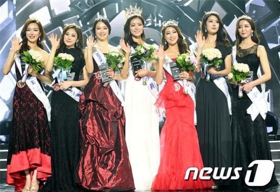 Vừa đăng quang, Tân Hoa hậu Hàn Quốc gây thất vọng với nhan sắc kém cạnh hơn Á hậu và dàn thí sinh - Ảnh 6.