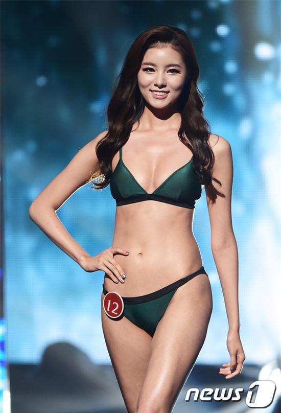 Vừa đăng quang, Tân Hoa hậu Hàn Quốc gây thất vọng với nhan sắc kém cạnh hơn Á hậu và dàn thí sinh - Ảnh 8.