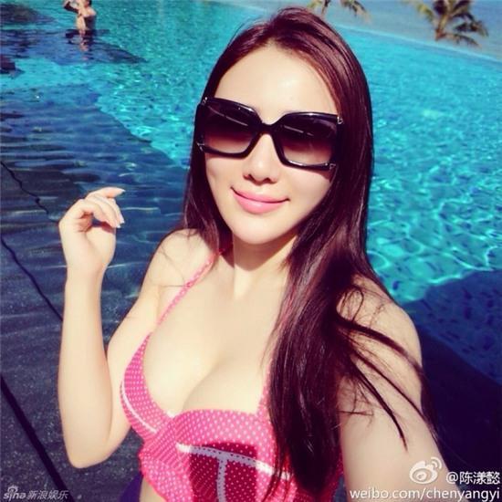 Danh sách bạn gái dài dằng dặc của thiếu gia giàu nhất Trung Quốc - Ảnh 22.
