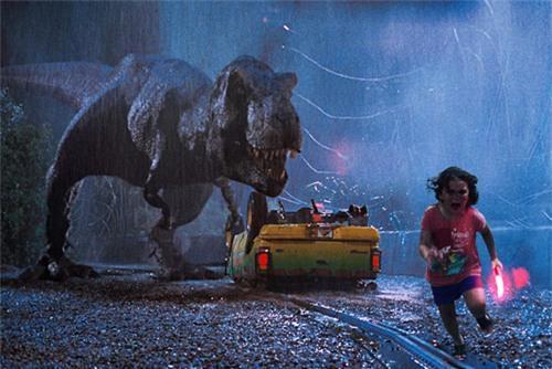 Eva còn trở thành một nhân vật tham gia phim Công viên kỷ Jura.