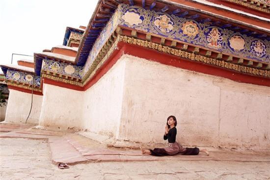 Tập Yoga tại tất cả mọi nơi mình đi qua - cô gái người Việt này đang truyền cảm hứng cho rất nhiều người! - Ảnh 7.