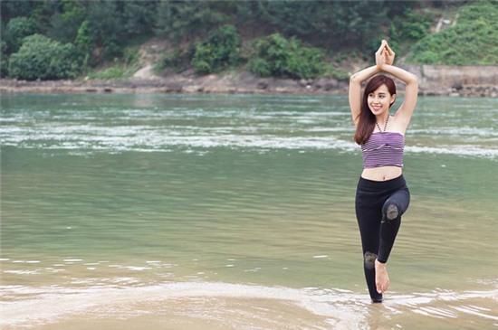 Tập Yoga tại tất cả mọi nơi mình đi qua - cô gái người Việt này đang truyền cảm hứng cho rất nhiều người! - Ảnh 26.