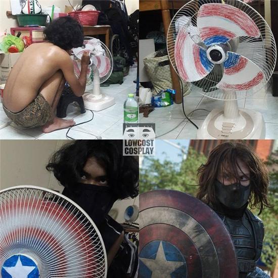 Những màn cosplay xuất sắc của anh chàng Thái Lan này khiến bạn chỉ muốn quỳ lạy - Ảnh 4.