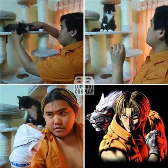 Những màn cosplay xuất sắc của anh chàng Thái Lan này khiến bạn chỉ muốn quỳ lạy - Ảnh 11.