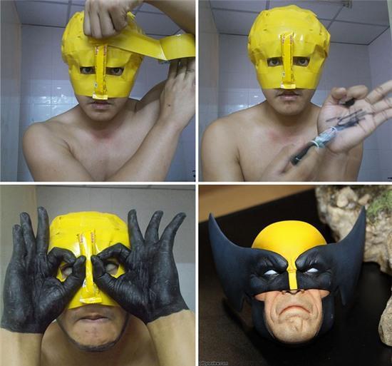 Những màn cosplay xuất sắc của anh chàng Thái Lan này khiến bạn chỉ muốn quỳ lạy - Ảnh 18.