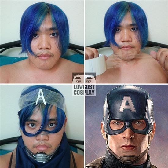 Những màn cosplay xuất sắc của anh chàng Thái Lan này khiến bạn chỉ muốn quỳ lạy - Ảnh 9.