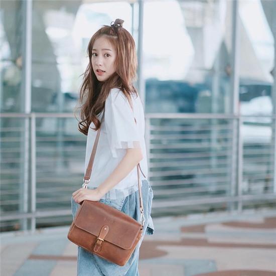 Thay vì chạy theo xu hướng, hot girl Thái lại chỉ trung thành với 6 kiểu tóc quen thuộc này - Ảnh 4.
