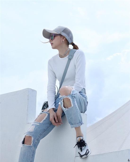 Thay vì chạy theo xu hướng, hot girl Thái lại chỉ trung thành với 6 kiểu tóc quen thuộc này - Ảnh 7.
