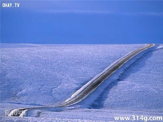 Đường cao tốc James Dalton , Alaska
