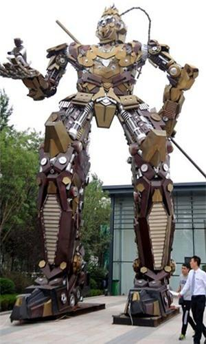 tq lam robot ton ngo khong khong lo nhu trong... phim my hinh anh 6