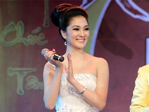 Nguyễn Thị Huyền, hoa hậu Nguyễn Thị Huyền