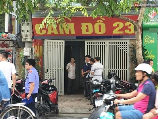 Hà Nội: Tân sinh viên ĐH Bách khoa viên tử vong trong phòng ngủ với 3 vết đâm trên ngực - Ảnh 1.