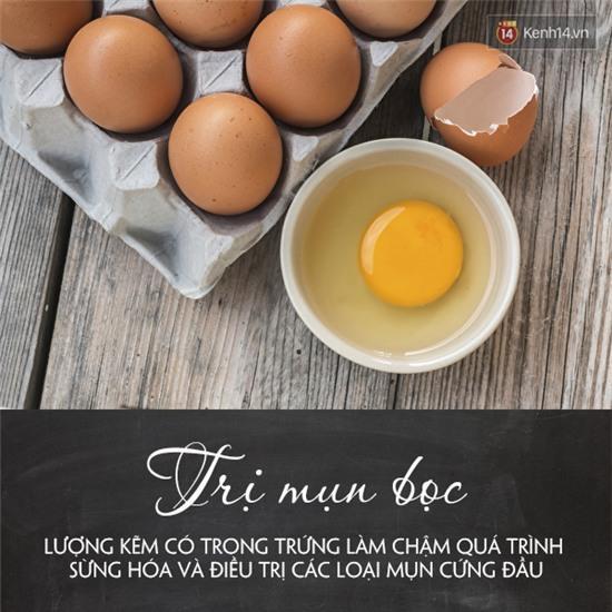 Từ 1 quả trứng phăng ra 5 công thức làm đẹp da hiệu quả - Ảnh 4.