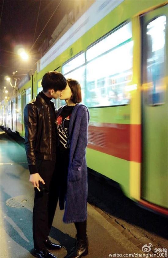 Rộ tin Đại Boss Trương Hàn chia tay bạn gái vì cảnh thân mật trên phim - Ảnh 3.