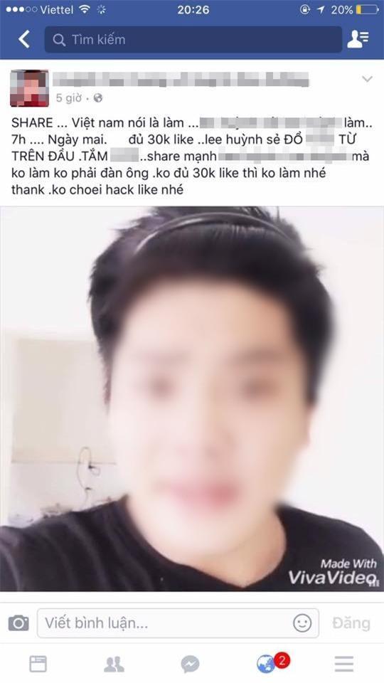 Like là làm - Trào lưu mới phản cảm của nhiều bạn trẻ Việt Nam - Ảnh 4.