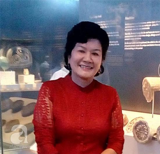 bà Ninh Thị Hồng