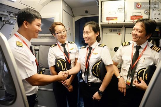 Gặp 2 nữ phi công 9X đầu tiên của hàng không Việt Nam - Ảnh 5.