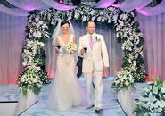 Những đám cưới đình đám showbiz Việt trong thập niên